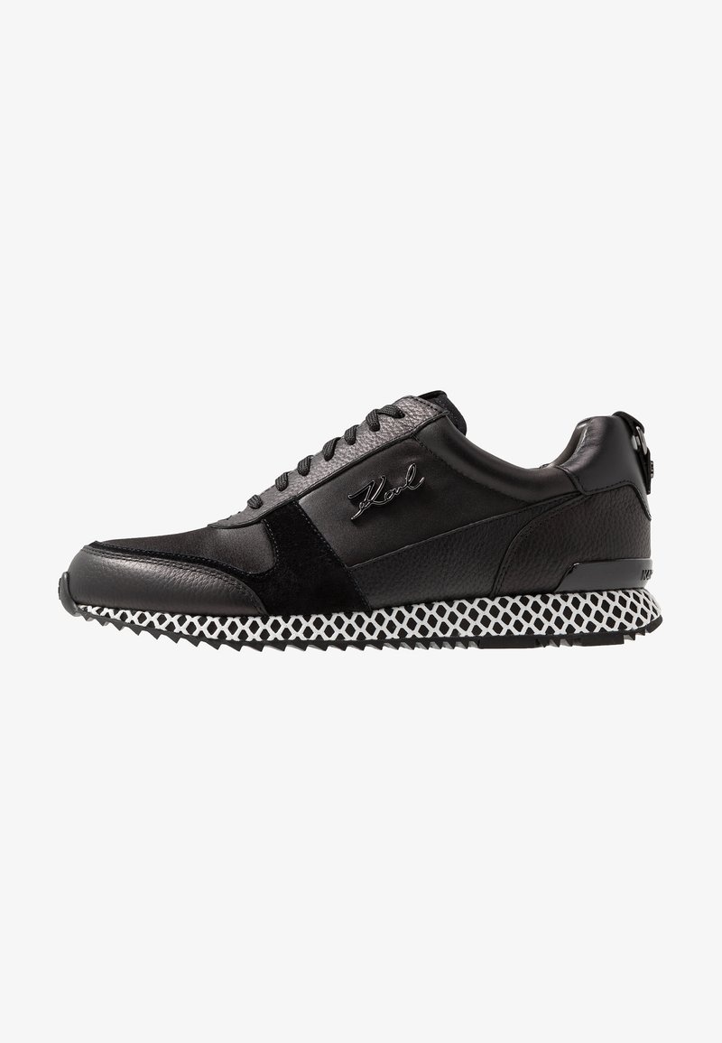 KARL LAGERFELD - VELOCITOR SIGNIA LACE  - Trainers - black