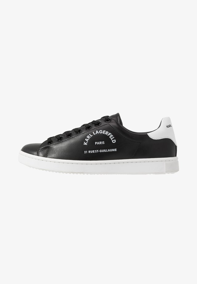KOURT MAISON LACE - Sneaker low - black