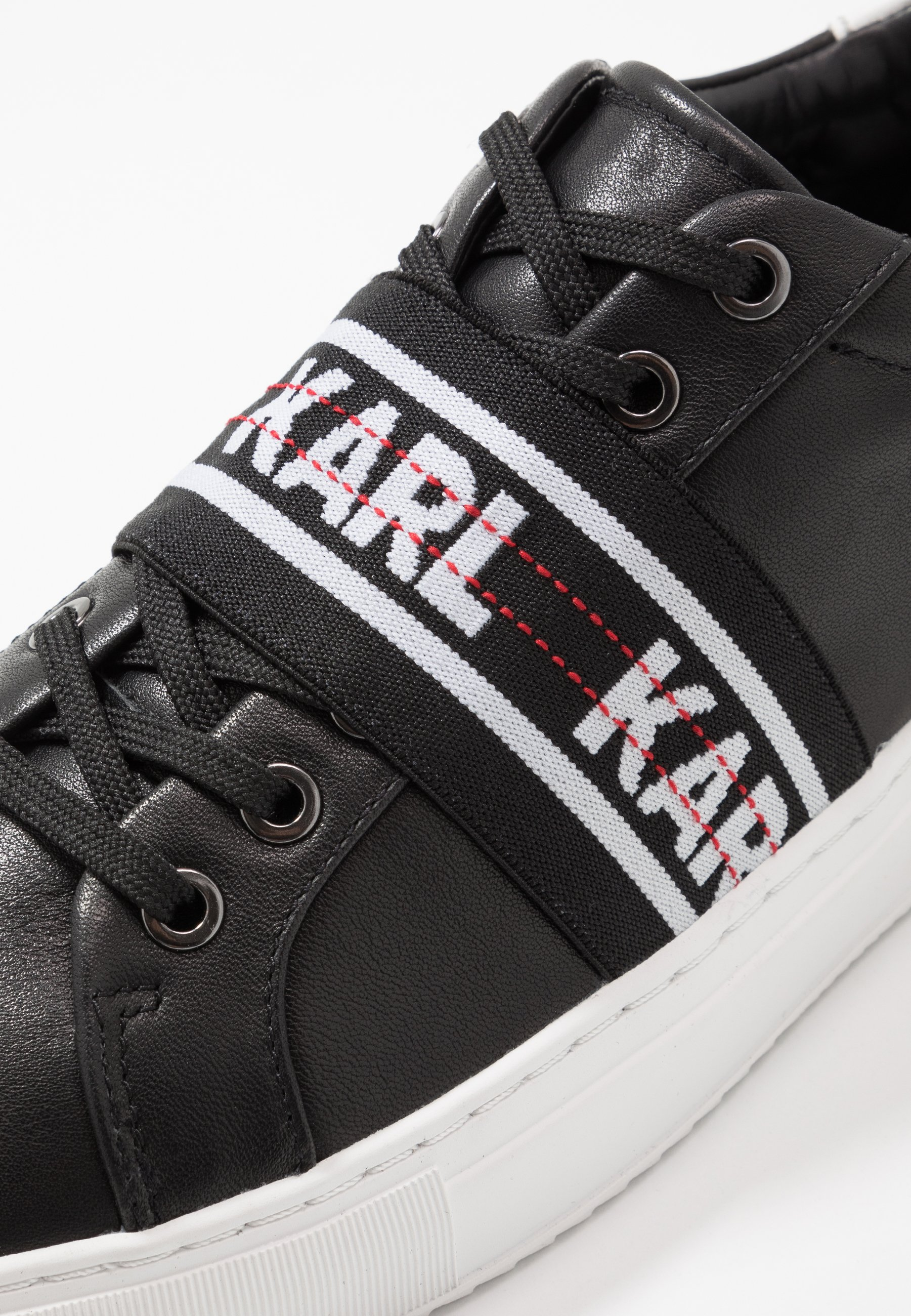 KARL LAGERFELD KUPSOLE KARL BAND II - Sneakers - black