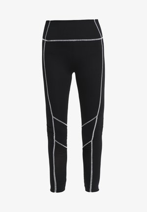 RUE GUILLAUME  - Legging - black