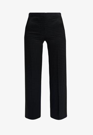 PANTS HEAD - Pantalon classique - black