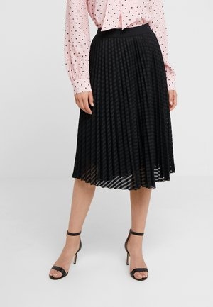 SKIRTS - A-lijn rok - black