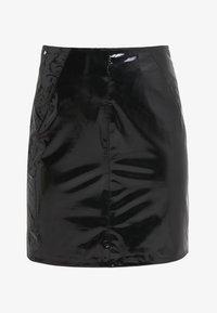KARL LAGERFELD - Pencil skirt - black - 4