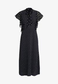 KARL LAGERFELD - Maxi dress - black - 5