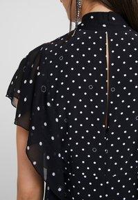 KARL LAGERFELD - Maxi dress - black - 6