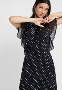 KARL LAGERFELD - Maxi dress - black - 3
