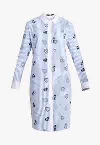 KARL LAGERFELD - SHIRT DRESS - Paitamekko - blue - 3