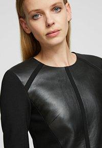 KARL LAGERFELD - Vestido informal - black - 5