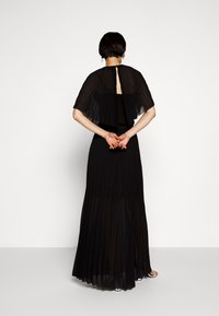 KARL LAGERFELD - PLEATED MAXI DRESS - Abito da sera - black - 2