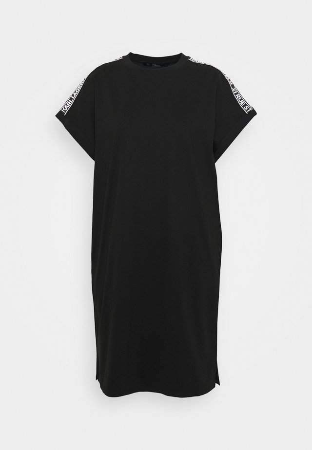 MERCERIZED DRESS  - Vardagsklänning - black