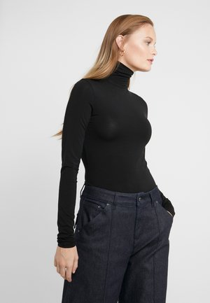 KARL X CARINE  - Bluzka z długim rękawem - black
