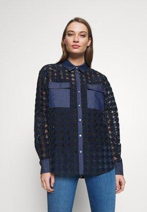 BLOUSE - Camicia - blue