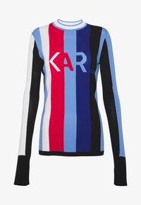 KARL LAGERFELD - Trui - light blue - 3