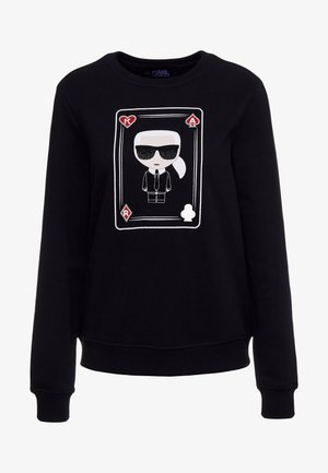 KARL & CHOUPETTE  - Sweater - black