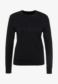 KARL LAGERFELD - OLIVIA PROFILE - Sweatshirt - black - 3