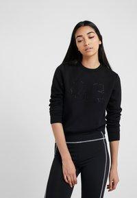 KARL LAGERFELD - OLIVIA PROFILE - Sweatshirt - black - 0