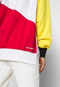 KARL LAGERFELD - Sweat à capuche - multi-coloured - 5