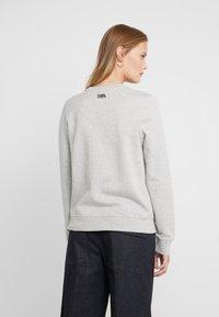 KARL LAGERFELD - IKONIK - Sweatshirt - grey melange - 2