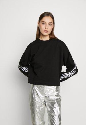 RUE ST GUILLAUME LOGO  - Sweatshirt - black