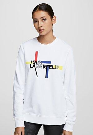 BAUHAUS  - Sweatshirt - white