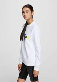 KARL LAGERFELD - BAUHAUS  - Sweatshirt - white - 3