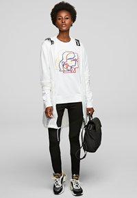 KARL LAGERFELD - Sweatshirt - white - 1