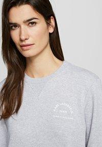 KARL LAGERFELD - Sweatshirt - grey melange - 4