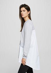 KARL LAGERFELD - Sweatshirt - grey melange - 3