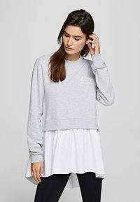 KARL LAGERFELD - Sweatshirt - grey melange - 0