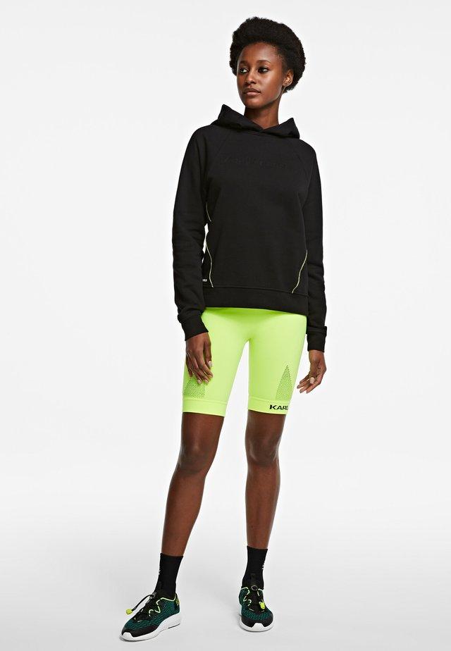 Biker  - Shorts - neon yellow