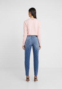 KARL LAGERFELD - DOTS - Jeans Skinny Fit - blue denim - 2