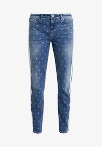 KARL LAGERFELD - DOTS - Jeans Skinny Fit - blue denim - 5