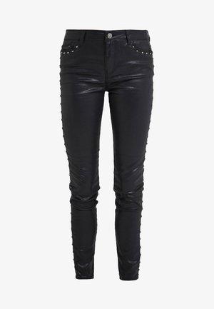 TREASURE - Pantalon classique - black solid denim