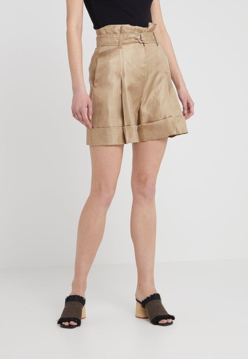 KARL LAGERFELD - Shorts - gold