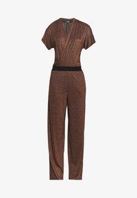KARL LAGERFELD - Jumpsuit - bronze - 5