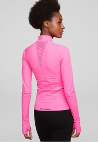 KARL LAGERFELD - R.ST-GUILLAUME  - Trainingsvest - bright pink - 2