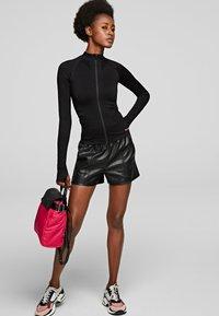 KARL LAGERFELD - R.ST-GUILLAUME  - Training jacket - black - 1