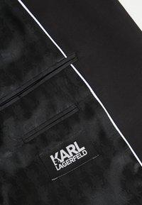 KARL LAGERFELD - Completo - black - 9