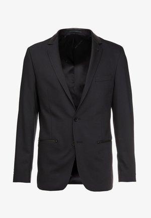 JACKET DARK - Veste de costume - black