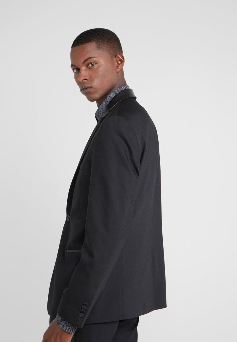 DarkVeste Lagerfeld Black De Jacket Karl Costume xhQtdCsr