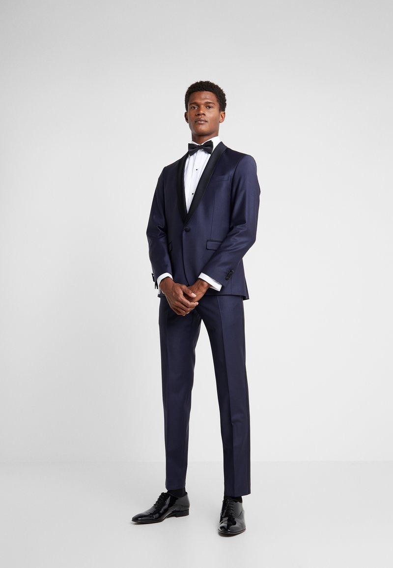 KARL LAGERFELD - SUIT TIGHT - Costume - dark blue