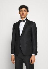 KARL LAGERFELD - SUIT TIGHT SET - Suit - black - 2