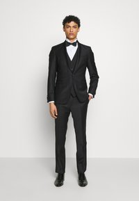 KARL LAGERFELD - SUIT TIGHT SET - Suit - black - 1