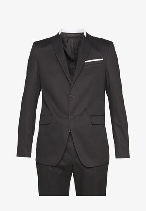 SUIT VIBRANT - Oblek - black
