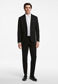 KARL LAGERFELD - PUNTO - Blazer jacket - black - 1