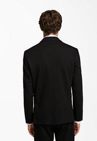 KARL LAGERFELD - PUNTO - Blazer jacket - black - 2