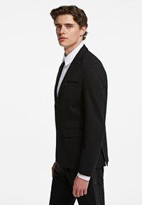 KARL LAGERFELD - PUNTO - Blazer jacket - black - 3