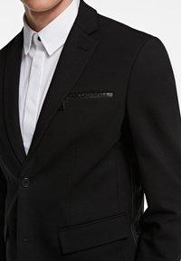 KARL LAGERFELD - PUNTO - Blazer jacket - black - 4