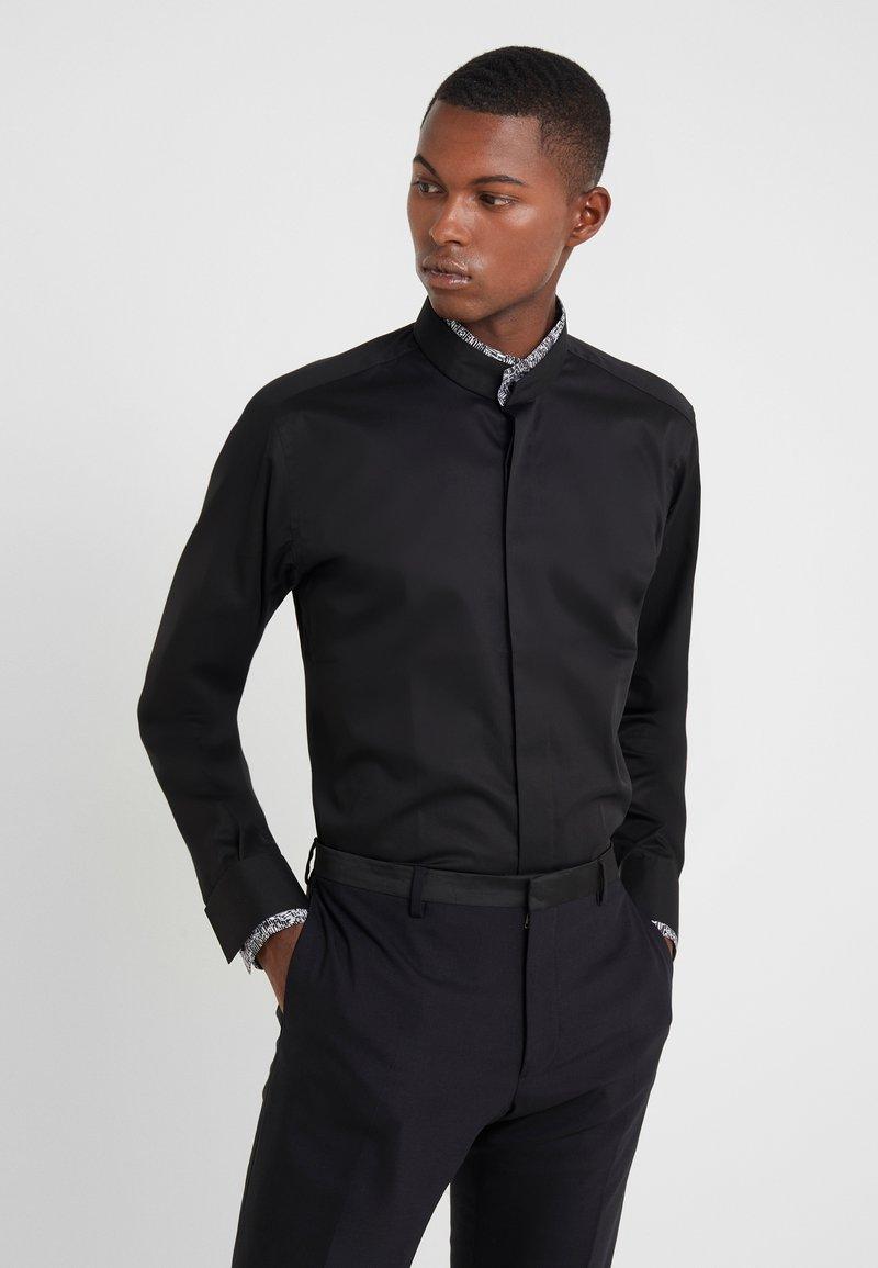 KARL LAGERFELD - MODERN FIT - Formal shirt - black