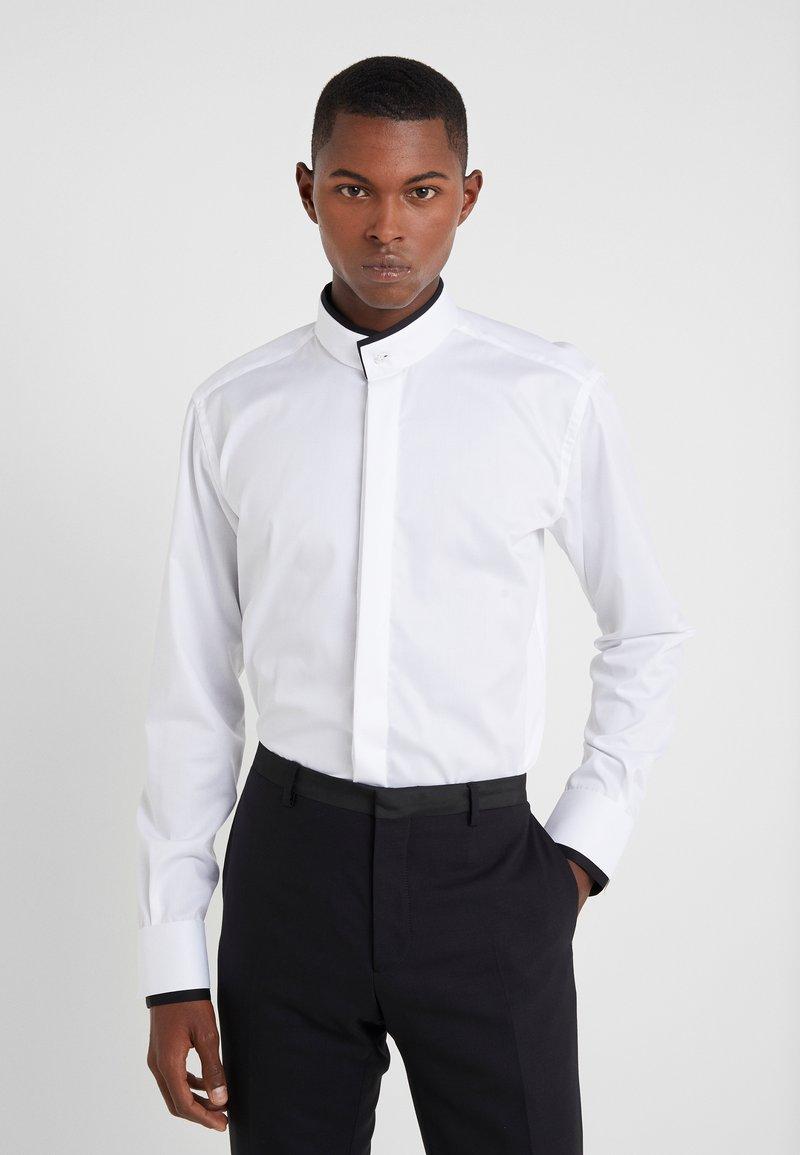 KARL LAGERFELD - MODERN FIT - Camisa elegante - black